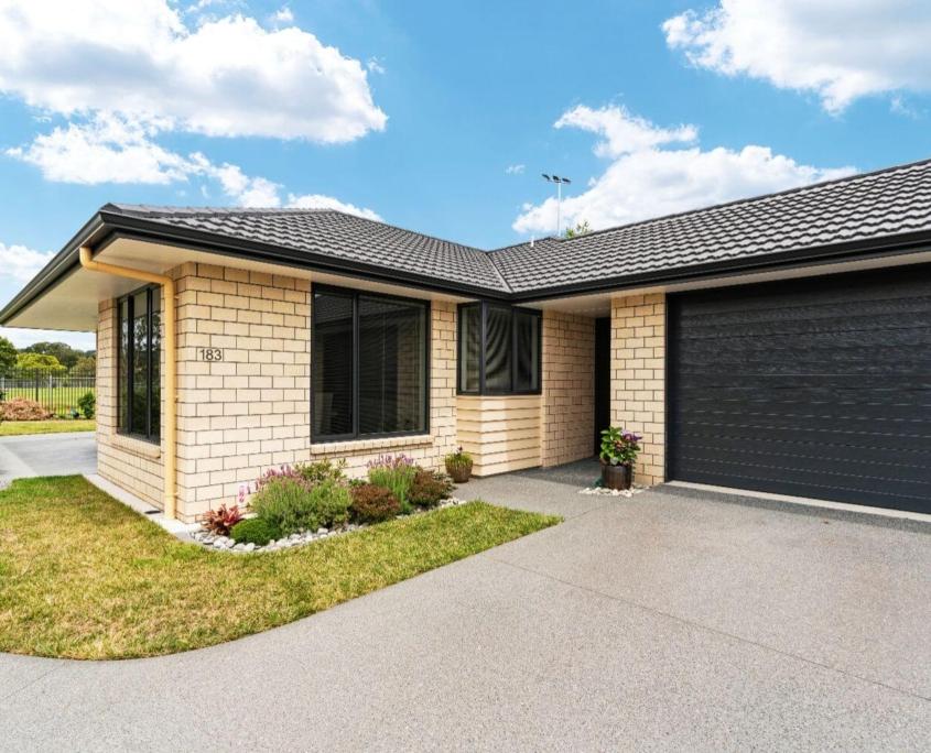 example of housing-The Palms Lifestyle Village Whangarei